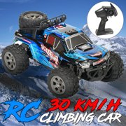 1:18 Scale RC Car Truck 2.4G 4WD High Speed Fast Remote Control Toy Car Gift Toys for Kids Boys