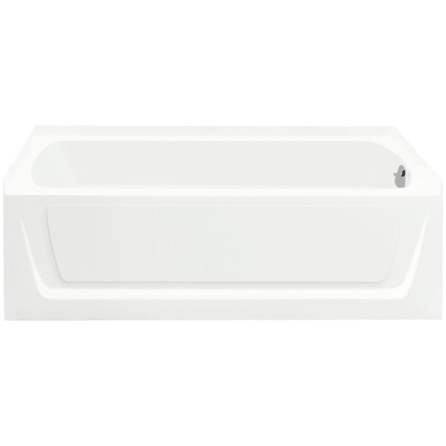 "Sterling 71121127 Ensemble 60"" x 32"" Vikrell Soaking Bathtub for Alcove Installa"