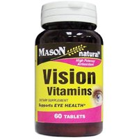 Mason Natural Vision Vitamines