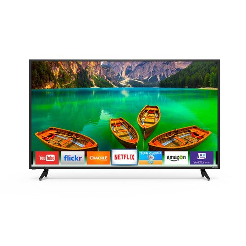 "Vizio 50"" Class D-Series - 4K Ultra HD, Smart, LED TV - 2..."