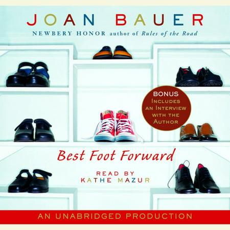 Best Foot Forward - Audiobook (Put Our Best Foot Forward)