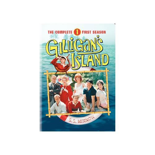 Gilligan's Island: The Complete First Season (Full Frame) by WARNER HOME ENTERTAINMENT