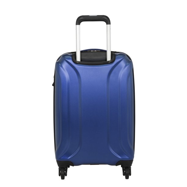 Skyway Luggage Skyway Nimbus 3.0 Cobalt Blue 20-inch Hardside Carry On Spinner Suitcase