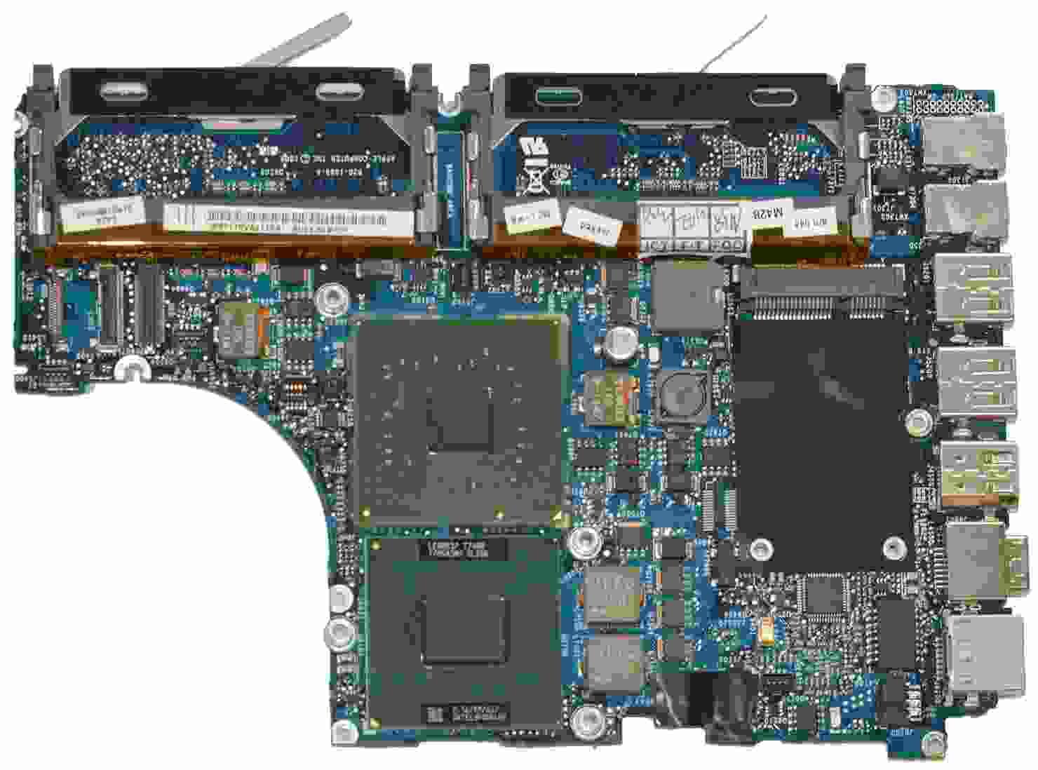 661-4484 APPLE MACBOOK 2,16 GHZ LAPTOP Motherboard, Tarjeta madre + Apple en Veo y Compro