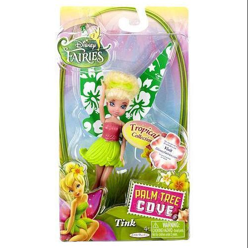 Disney Fairies Tropical Collection Tink Figure [Green &