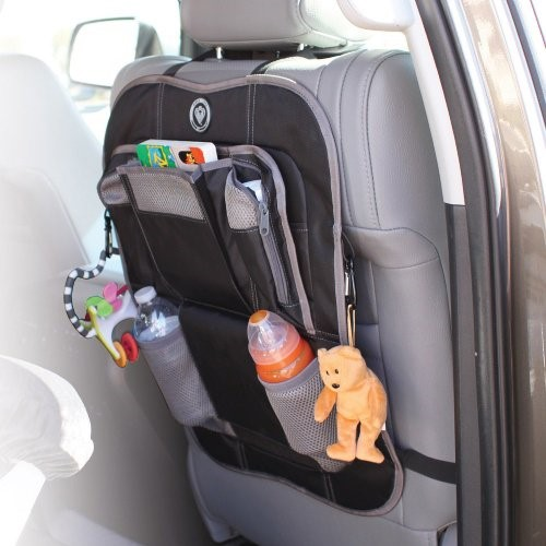 Prince Lionheart Backseat Organizer - Black