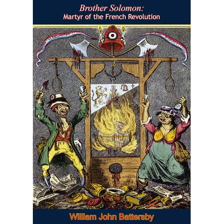 Brother Solomon - eBook