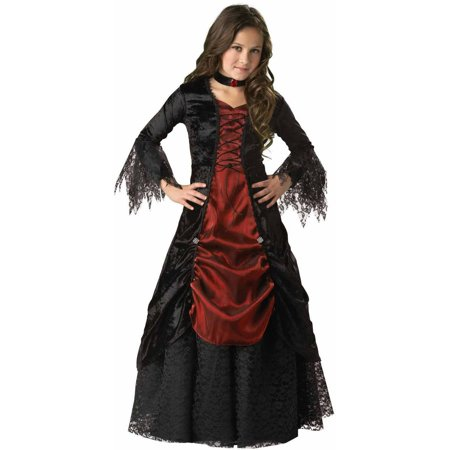 Tii Collections Halloween (Gothic Vampira Elite Collection Girls' Halloween)