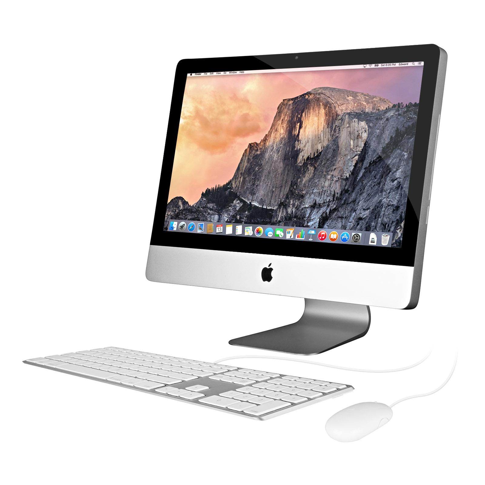 "Apple iMac MC309LL/A 21.5""( 500 GB, Intel i5 2.50 GHz, 4 ..."