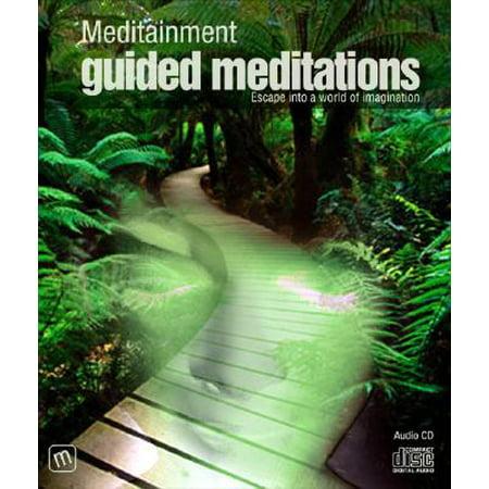 Guided Meditations (Audio CD)