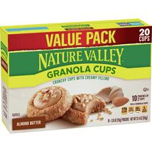 Granola & Protein Bars: Nature Valley Granola Cups