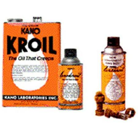 Kano HP 8 oz AeroKroil Penetrating Oil Best Penetrating Oil