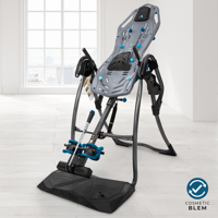 Teeter FitSpine LX9 Inversion Table with Back Pain Relief DVD (Refurbished)