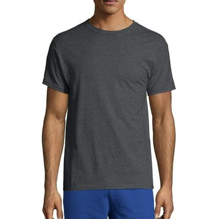 03e91e711c9 Hanes - Men s X-Temp Short Sleeve Tee - Walmart.com