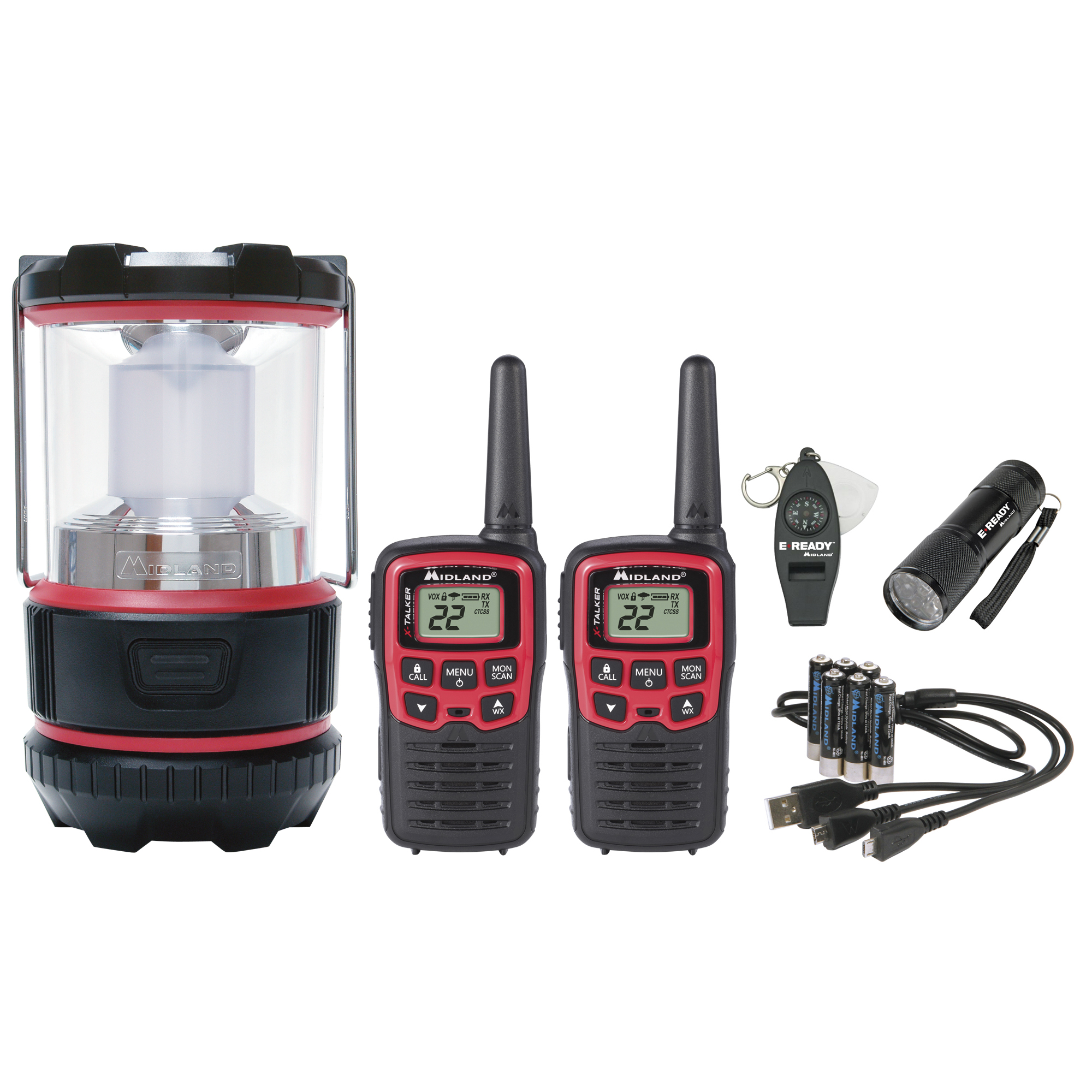 EX500VP E+Ready Lantern Kit