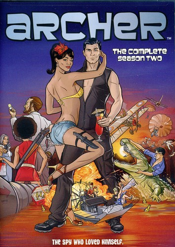 Archer: The Complete Season Two (DVD) by 20th Century Fox
