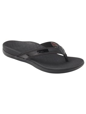 1cf4e712d85 Product Image Vionic by Orthaheel Tide II Black Thong Orthotic Sandals