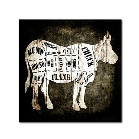 Trademark Fine Art 'Butcher Shop II' Canvas Art by LightBoxJournal](Art Shops)