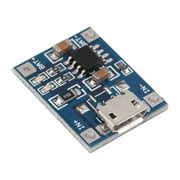 NEW SALE!LOT TP4056 1A Lipo Battery Charging Board Charger Module lithium battery DIY MICRO Port Mike USB Input Voltage 4.5V - 5.5V