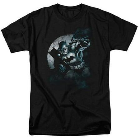 Batman-Batman Spotlight - Short Sleeve Adult 18-1 Tee - Black, 3X - image 1 of 1