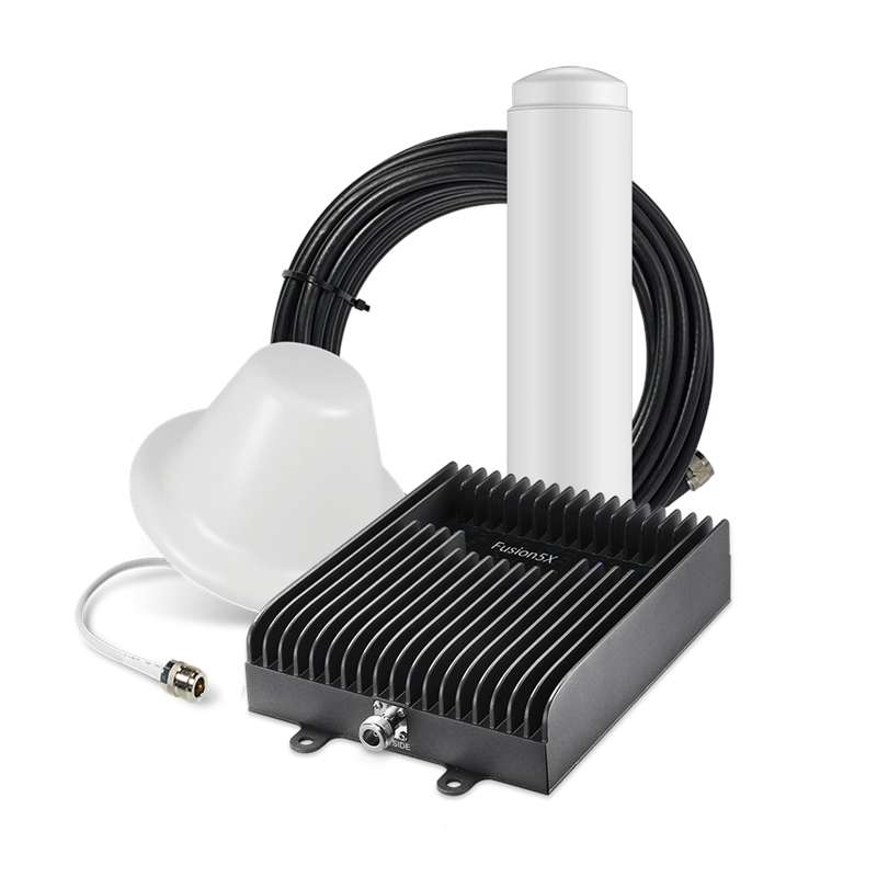 SureCall Fusion 5X Voice, Text & 4G LTE Cell Phone Signal Booster