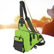 HERCHR Multifunctional Outdoor Sports Hiking Travel Shoulder Bag Fishing Tackle Bag ,Fishing Tackle Bag,Outdoor Hiking Bag