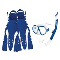 Body Glove Royal Blue Enlighten II Mask & Snorkel Aquatics Set