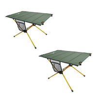 Ozark Trail Sutton Bluff Camp Lite Table 2 Pack