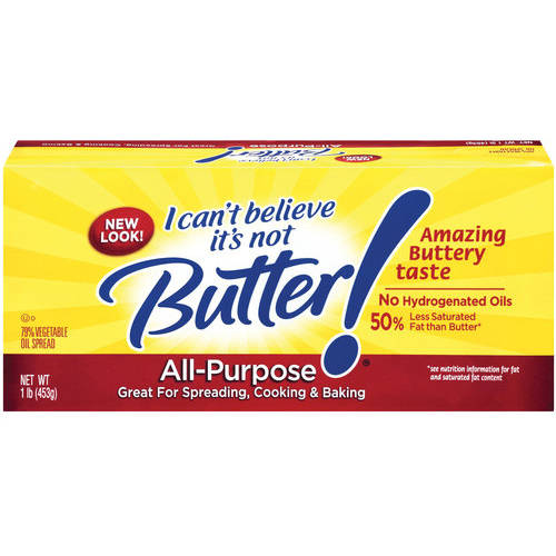 I Can't Believe It's Not Butter! All Purpose Spread, 1 lb