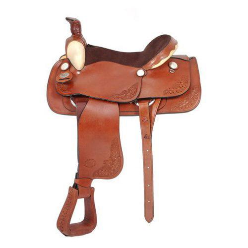Royal King Texas Roper Saddle