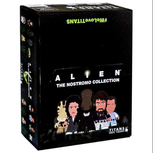 Alien Titans Collection Nostromo Collection Mini Figures ...