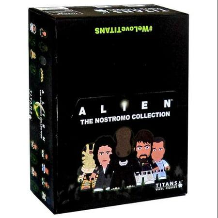 Alien Titans Collection Nostromo Collection Mini Figures Mystery (Signed Titans Mini Helmet)
