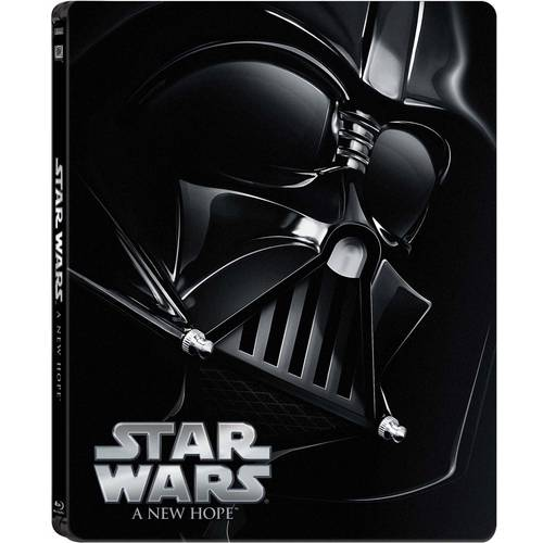 Star Wars: Episode IV A New Hope (Limited Edition Collectible Steelbook) (Blu-ray) by