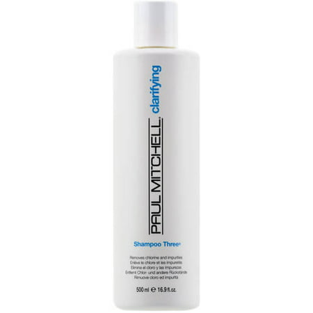 Paul Mitchell Clarifying Shampoo Three, 16.9 Fl