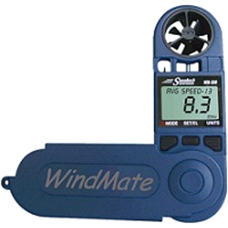 Weatherhawk Wm 300 Windmate Anemometer W  Wind Direction   Humidity