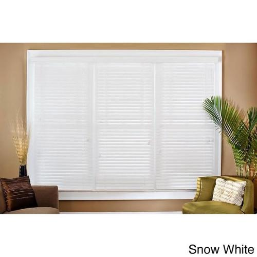 34 inch blinds darkening blinds faux wood 34inch blinds snow white 34 60 walmartcom
