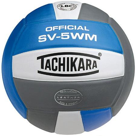 Tachikara Sv-5Wm Volleyball College Bl/Wh/Silver ()