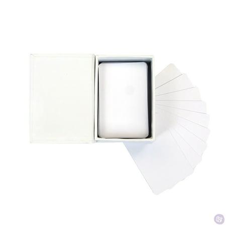 ATC CARD SET WHITE