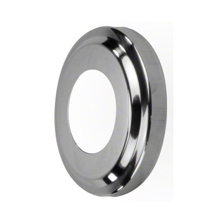 NEW Swimline 87904 Replacement Ladder Stainless Steel Escutcheon Plate (Brilliance Stainless Escutcheon)