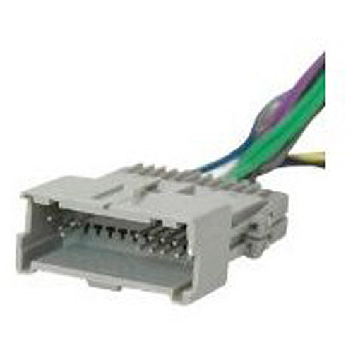 Scosche S3GMCL2- 2003-Up Select GM LAN S3-1 Harness