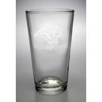 Houston Cougars Deep Etched Pub Pint Glass
