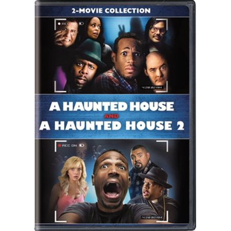 A Haunted House / A Haunted House 2 (DVD) - Halloween Haunt Show 2017