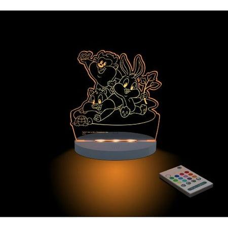 Compassco Warner Bros  Looney Tunes  Baby Group Night Light