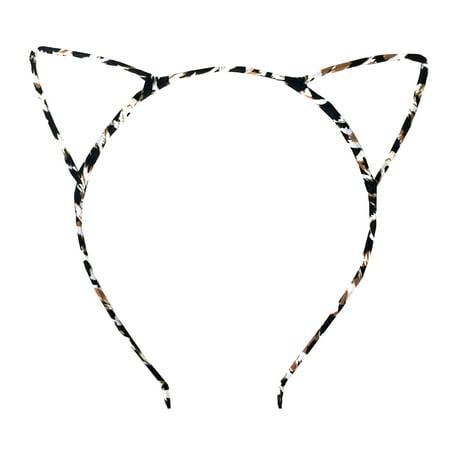 Attractive Vivid Color Cat Ear HeadBand Hair Band For Cute Sexy Womens](Yoda Cat Ears)