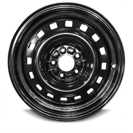"Road Ready 16"" Steel Wheel Rim 1998-2003 Ford Crown Victoria Mercury Grand Marquis 1998-2005 Ford Explorer 2003-2011 Ford Ranger 1998-2002 Lincoln Town Car"