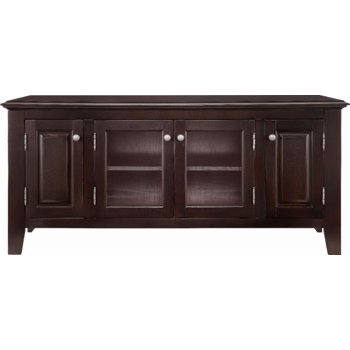 Insignia TV Cabinet for Most Flat-Panel TVs Up to 60