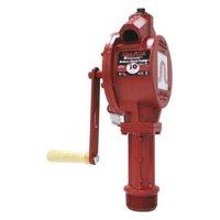 FILL-RITE FR110 Fuel Transfer Pump, 10-gals./100 Revolutions GPM, Cast Aluminum