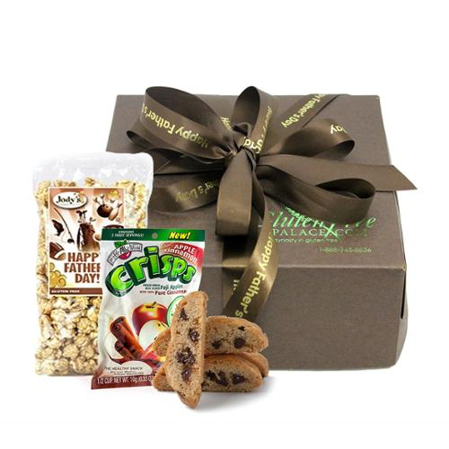 Happy Father's Day' Gluten Free Gift Box, Medium, 1 pound by Overstock