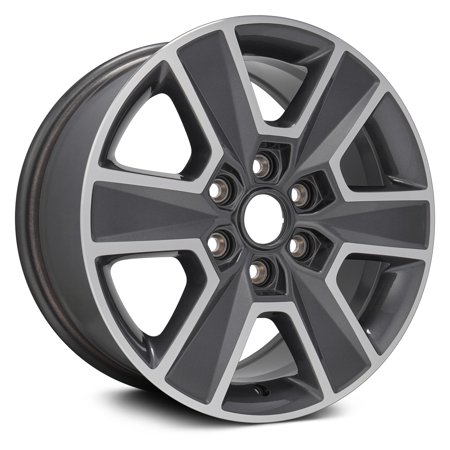 PartSynergy Aluminum Alloy Wheel Rim 18 Inch OEM Take-Off Fits 2015-2018 Ford F-150 6-134mm 6 Spokes (Ford F350 Tires An Rims)