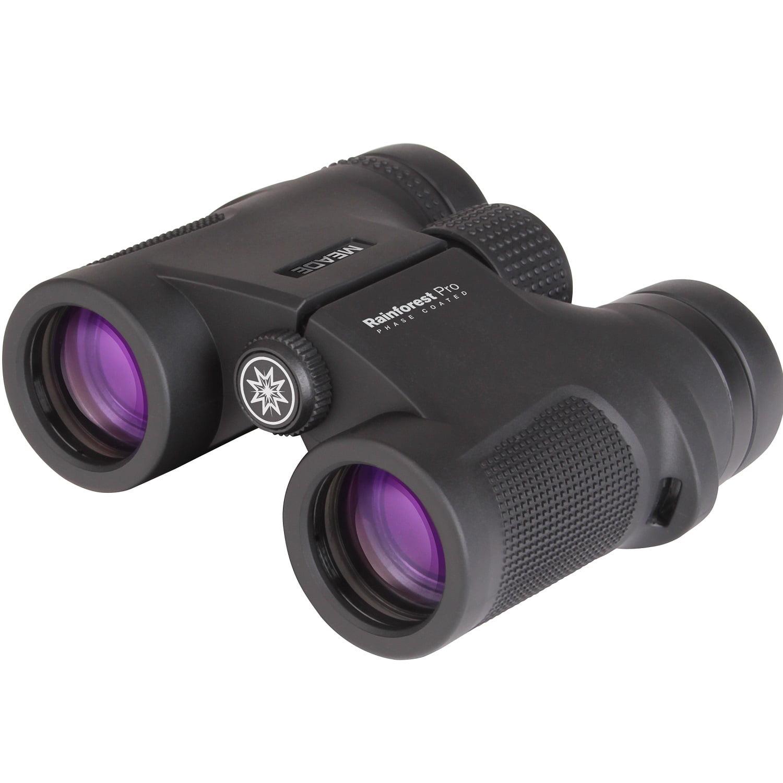 Meade 125041 Rainforest Pro Binoculars, 10x32, Black